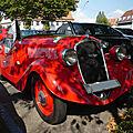 Skoda 420 popular roadster 1935