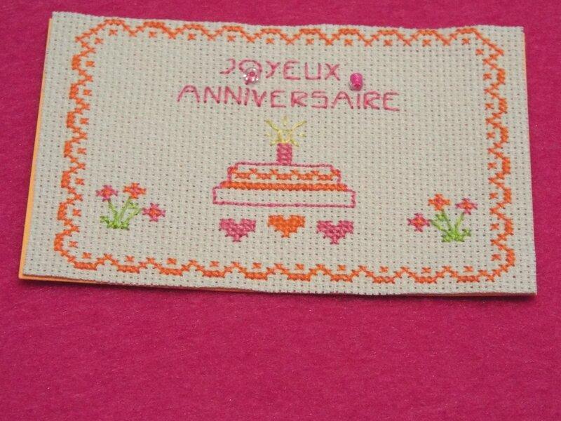 ATC anniversaire Septembre