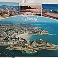 Dinard - port de plaisance - la plage