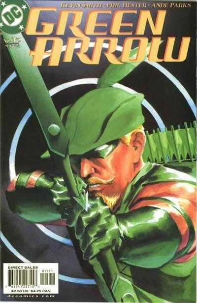 green arrow 15