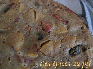 farnoirpruneauxpommeslardons