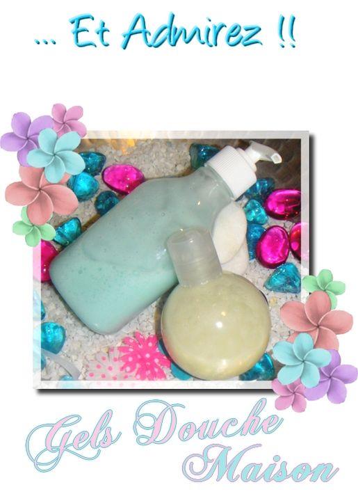 recette pour faire soi meme du gel douche maison ou un shampoing avec des tensio actif