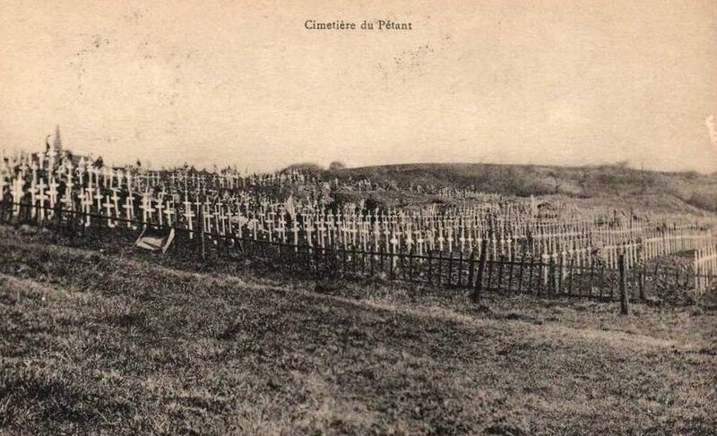 Cimetière du Petant