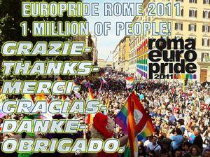 Thanks Europride