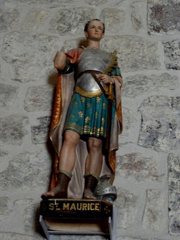 St Maurice église de Mazan