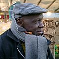 Un artiste congolais à paris