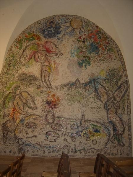 Mosaique-Chagall