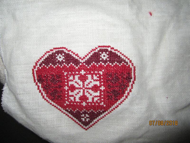 coeur numéro 2