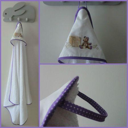couture - 2012-07-15 - sortie de bain bébé C (mosaïque)