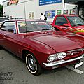 Chevrolet corvair monza 140 hardtop sedan-1965