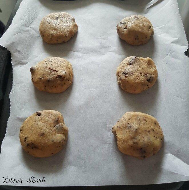 cookies recette