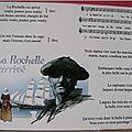 17 - A la Rochelle est arrivé