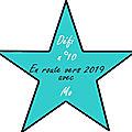 En route vers 2019 défi 10