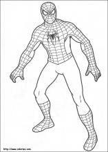 coloriage-spiderman-3056