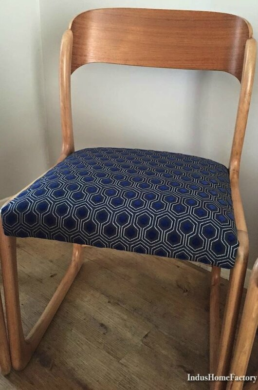 chaise scandi