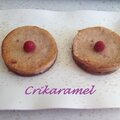 Cheese-cakes choco framboise et spéculoos