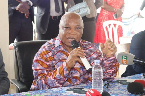 Dans le cadre de la mise en œuvre des décisions du Comité Central, le FPI de Gbagbo lance 33 délégations sur le terrain