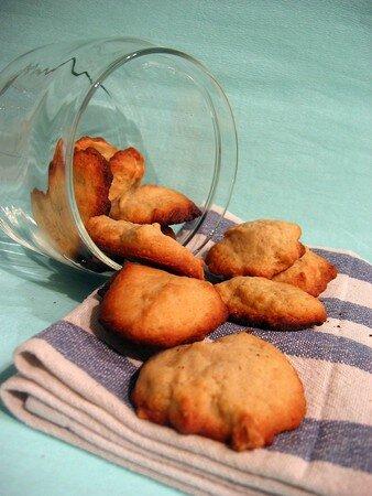 Biscuits croque-moelleux