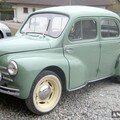 RENAULT 4 cv R1062 - 1954