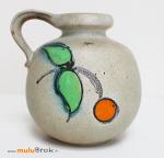 CRUCHE-Fleurs-émaillées-2-muluBrok
