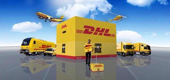 les colis vous seront expédiés par la DHLexpress a votre adresse que vous me laisserez.