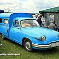 Panhard PL17 fourgonnette de 1963 (Retro Meus Auto Madine 2012) 01
