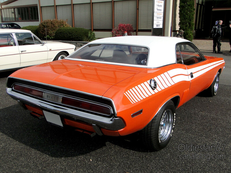 Dodge Challenger hardtop coupe-1970-02