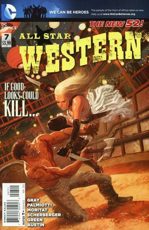 new 52 all star western 07