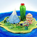 Gribouilli's island