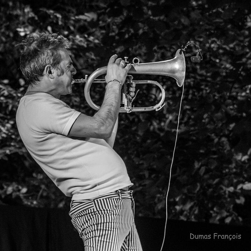 Paolo Fresu - Charlie Jazz Festival Vitrolle