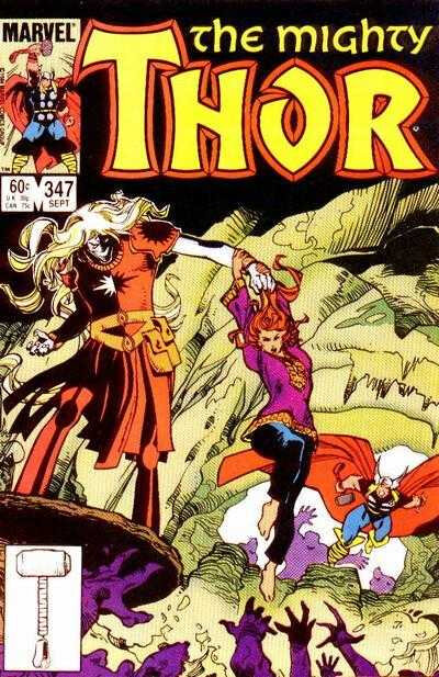 mighty thor 1966 347