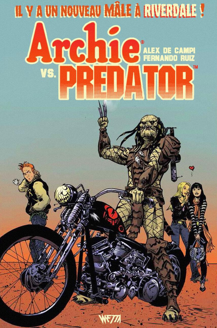 Wetta Archie vs Predator