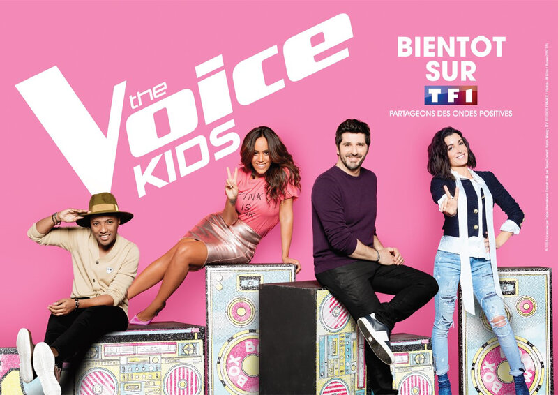 Photo officielle The Voice Kids 5