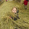 Sortie scolaire à la ferme