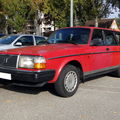 Volvo 240 gl break, retrorencard