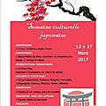 Une semaine de découverte de la culture japonaise au lycée