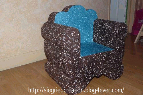 fauteuil de Sissi