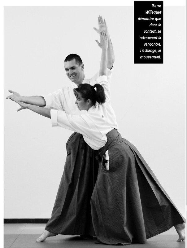 Kinimichi, Aikido magazine 2009, contact