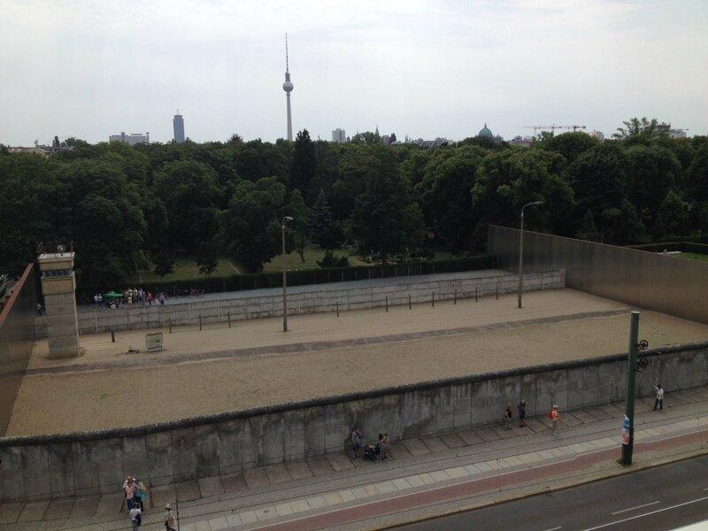Berlin no mansland