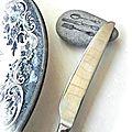 Porte couteau imprimé Au pays des Cactus