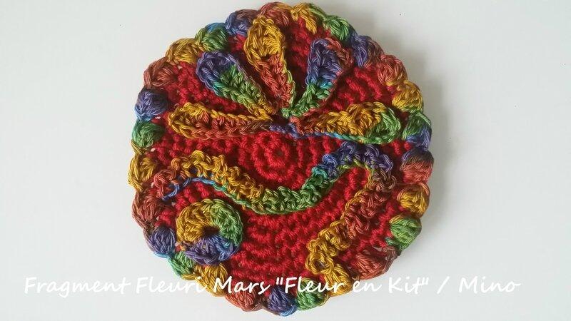Fragment Fleuri Mars Fleur en Kit Mars