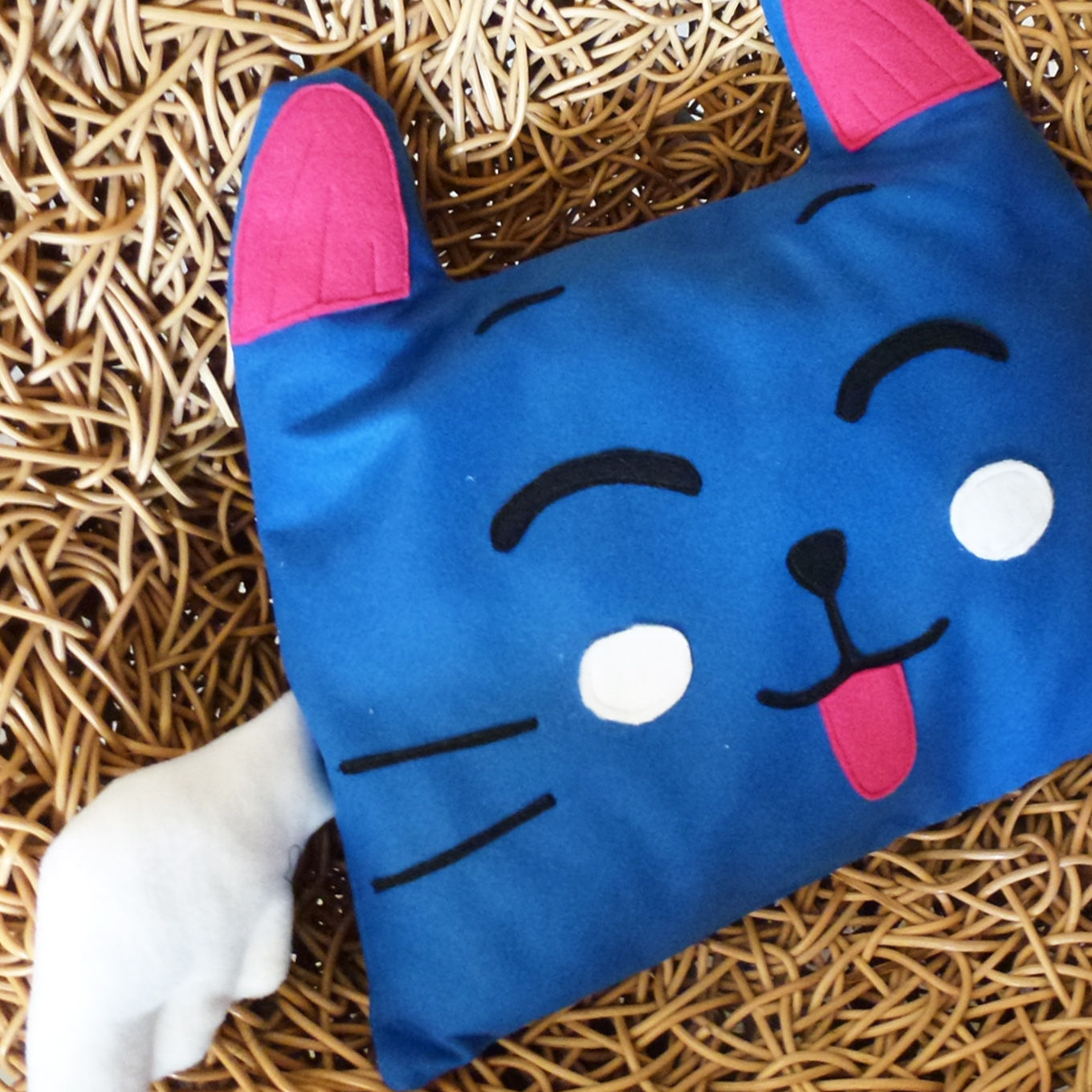 coussin fairy tail