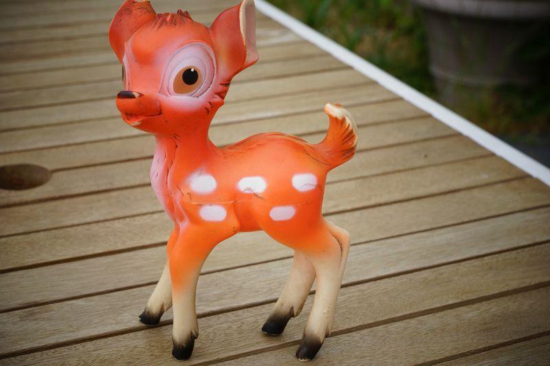 Pouet bambi