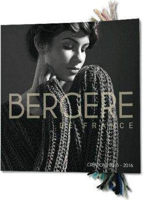 catalogue bergère de france 2015 2016