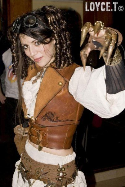 Shirin version SteamPunk