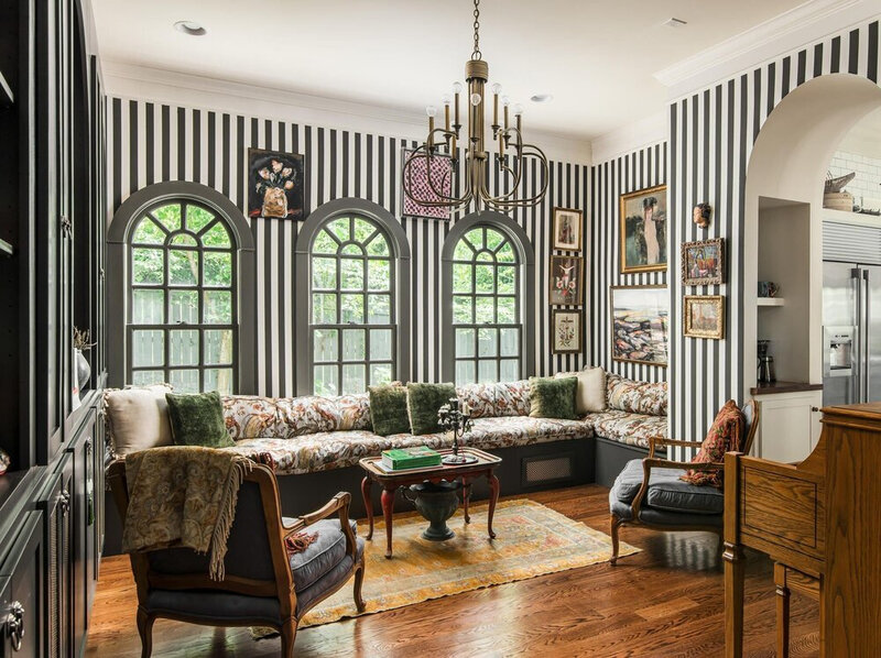 Louisa Pierce's Vintage Eclectic Nashville Home is For Sale TheNordroom (37)