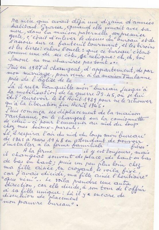 MON BUREAU - page 3 sur 4