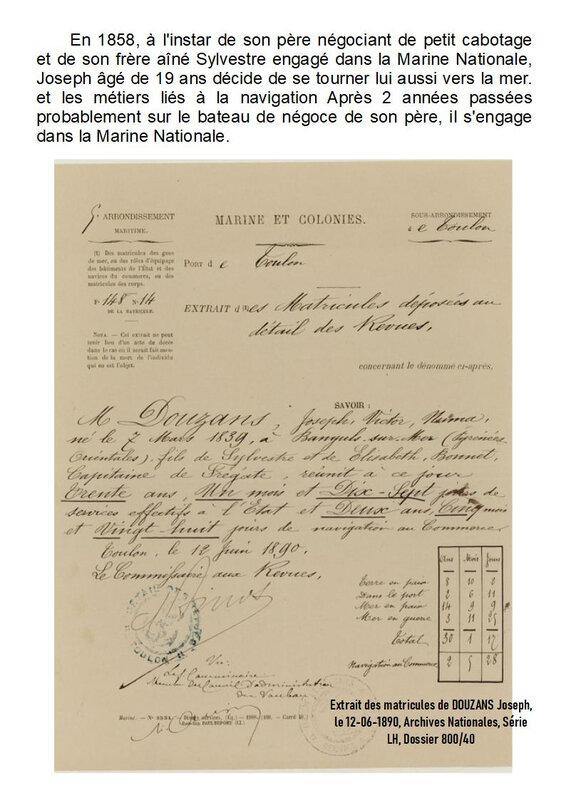 11-5) DOUZANS Joseph - Légion d'Honneur - Page 2
