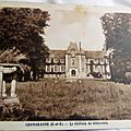 Chamarande - chateau de Gillevoisin