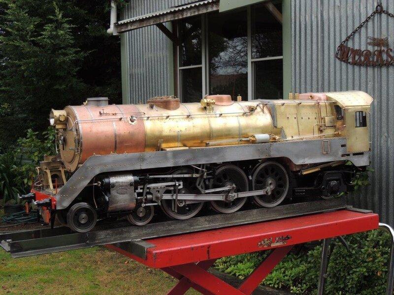 4033 Grande Révision classe 38 NSW B-P